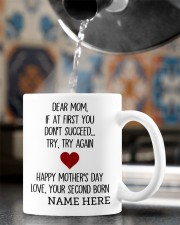 MUG - MSD0001 - GIFT FOR MOM Mug ceramic-mug-lifestyle-64