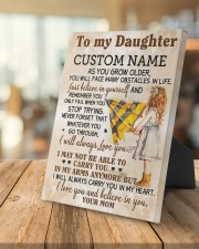 CV - DM0003 - GIFT FOR DAUGHTER FROM MOM 8x10 Easel-Back Gallery Wrapped Canvas aos-easel-back-canvas-pgw-8x10-lifestyle-front-04