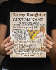 CV - DM0003 - GIFT FOR DAUGHTER FROM MOM 8x10 Easel-Back Gallery Wrapped Canvas aos-easel-back-canvas-pgw-8x10-lifestyle-front-16