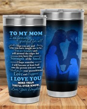 TUMBLER - MD0004 - GIFT FOR MOM FROM DAUGHTER 30oz Tumbler aos-30oz-tumbler-lifestyle-front-04