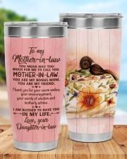 TUMBLER - MILD0001 - GIFT FOR MOTHER IN LAW 30oz Tumbler aos-30oz-tumbler-lifestyle-front-07
