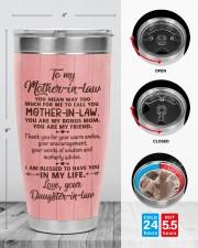 TUMBLER - MILD0001 - GIFT FOR MOTHER IN LAW 30oz Tumbler aos-30oz-tumbler-lifestyle-front-13