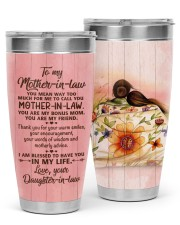 TUMBLER - MILD0001 - GIFT FOR MOTHER IN LAW 30oz Tumbler front