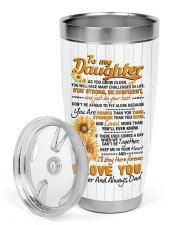 TUMBLER - DD0005 - GIFT FOR DAUGHTER FROM DAD 30oz Tumbler aos-30oz-tumbler-lifestyle-front-02