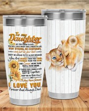 TUMBLER - DD0005 - GIFT FOR DAUGHTER FROM DAD 30oz Tumbler aos-30oz-tumbler-lifestyle-front-04