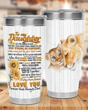 TUMBLER - DD0005 - GIFT FOR DAUGHTER FROM DAD 30oz Tumbler aos-30oz-tumbler-lifestyle-front-06