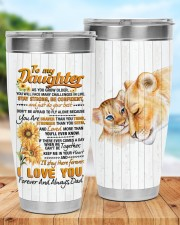 TUMBLER - DD0005 - GIFT FOR DAUGHTER FROM DAD 30oz Tumbler aos-30oz-tumbler-lifestyle-front-07