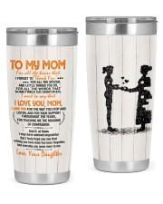 TUMBLER - MD0002 - GIFT FOR MOM FROM DAUGHTER 20oz Tumbler tile