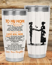 TUMBLER - MD0002 - GIFT FOR MOM FROM DAUGHTER 30oz Tumbler aos-30oz-tumbler-lifestyle-front-04