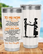 TUMBLER - MD0002 - GIFT FOR MOM FROM DAUGHTER 30oz Tumbler aos-30oz-tumbler-lifestyle-front-07