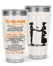 TUMBLER - MD0002 - GIFT FOR MOM FROM DAUGHTER 30oz Tumbler front