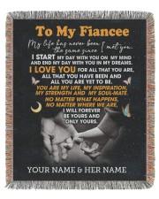 BLANKET - FE0003 - GIFT FOR FIANCEE 50x60 - Woven Blanket tile