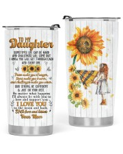 TUMBLER - DM0005 - GIFT FOR DAUGHTER FROM MOM Glitter Tumbler tile