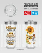 TUMBLER - DM0005 - GIFT FOR DAUGHTER FROM MOM 30oz Tumbler aos-30oz-tumbler-lifestyle-front-01