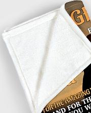 "BLANKET - DU0001 - GIFT FOR DAUGHTER Large Fleece Blanket - 60"" x 80"" aos-coral-fleece-blanket-60x80-lifestyle-front-12"