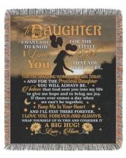 BLANKET - DU0001 - GIFT FOR DAUGHTER 50x60 - Woven Blanket tile