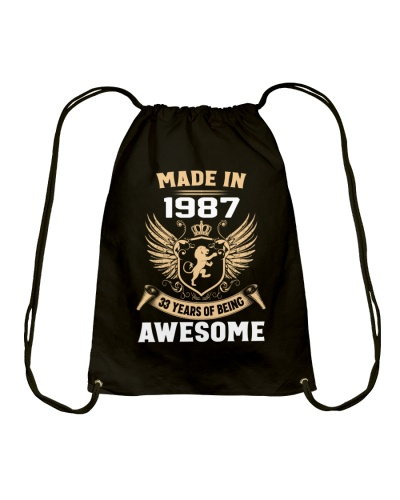 Made In 1987 33 Years Of Being Awesome