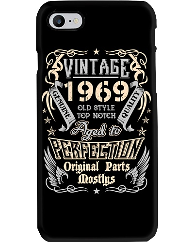 Vintage 1969 Aged To Perfection
