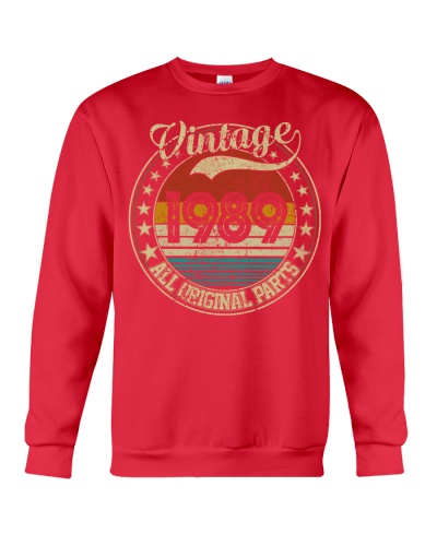 Vintage 1989 All Original Parts