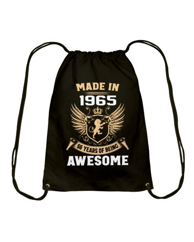 Made In 1965 55 Years Of Being Awesome
