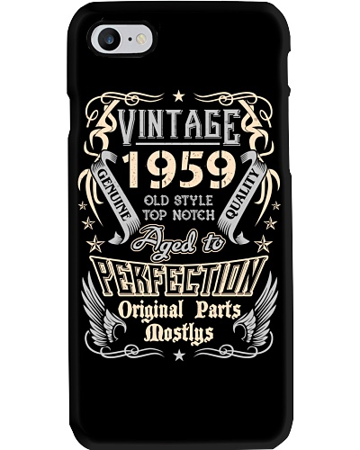 Vintage 1959 Aged To Perfection