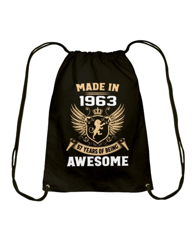 Made In 1963 57 Years Of Being Awesome