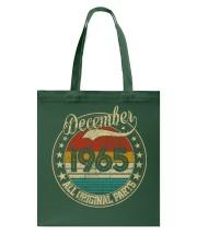 Dec-1965-m-4 Tote Bag tile