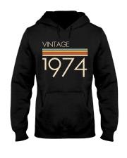Vintage 1974 Hooded Sweatshirt tile