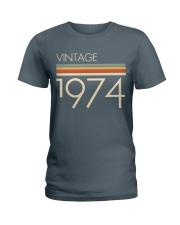 Vintage 1974 Ladies T-Shirt tile