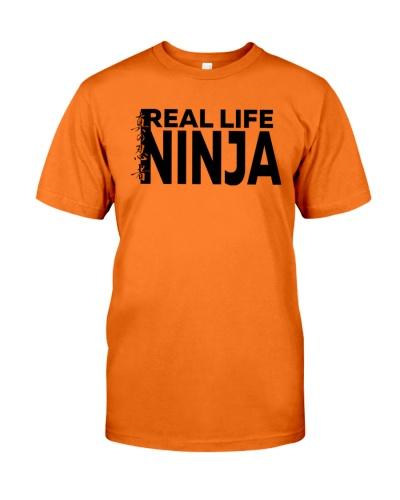 Real Life Ninja Drew Drechsel Tshirt