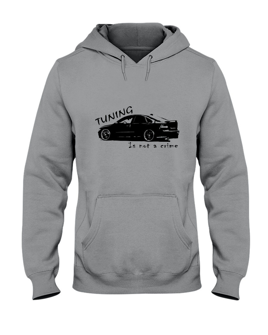New Tuning Collection  Hooded Sweatshirt