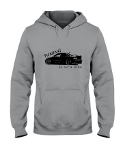 New Tuning Collection  Hooded Sweatshirt front