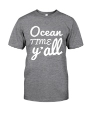 Ocean time Y'all t-shirt Limited Edition Classic T-Shirt thumbnail