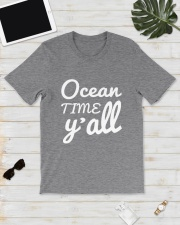 Ocean time Y'all t-shirt Limited Edition Classic T-Shirt lifestyle-mens-crewneck-front-17