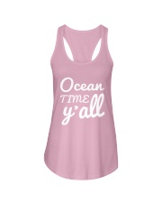 Ocean time Y'all t-shirt Limited Edition Ladies Flowy Tank thumbnail