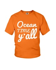 Ocean time Y'all t-shirt Limited Edition Youth T-Shirt thumbnail