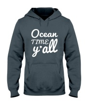 Ocean time Y'all t-shirt Limited Edition Hooded Sweatshirt thumbnail