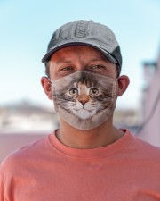 Amazing Maine Coon Cloth face mask aos-face-mask-lifestyle-06