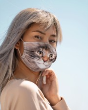 Amazing Maine Coon Cloth face mask aos-face-mask-lifestyle-19