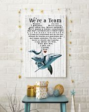 We are a team 24x36 Poster lifestyle-holiday-poster-3