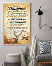 My daughter - I'll always be there to support you 11x17 Poster lifestyle-poster-1