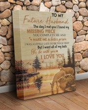 To my future husband -  You are my missing piece 11x14 Gallery Wrapped Canvas Prints aos-canvas-pgw-11x14-lifestyle-front-18