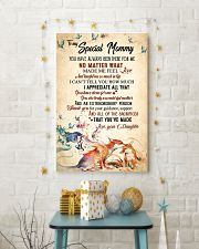 To my mom - You are truly a wonder mother 11x17 Poster lifestyle-holiday-poster-3