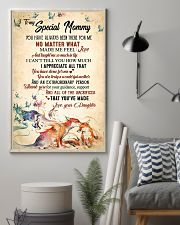 To my mom - You are truly a wonder mother 11x17 Poster lifestyle-poster-1