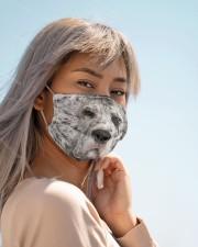 Amazing Great Dane Cloth face mask aos-face-mask-lifestyle-19