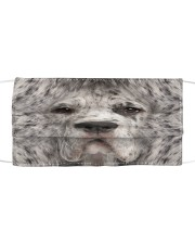 Amazing Great Dane Cloth face mask front
