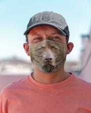Amazing  Chesapeake Bay Retriever Cloth face mask aos-face-mask-lifestyle-06