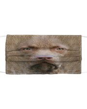 Amazing  Chesapeake Bay Retriever Cloth face mask front