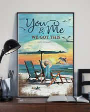 You and me we got this 24x36 Poster lifestyle-poster-2
