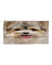 Amazing Yorkshire Terrier Cloth face mask front